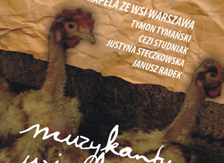 """Okładka DVD """"Muzykanty Wielkiego Pola"""" /"""
