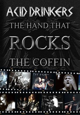 "Okładka DVD ""The Hand That Rocks The Coffin"" Acid Drinkers /"