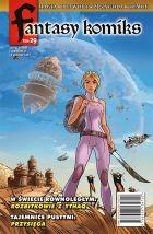 """Okładka """"Fantasy Komiks, tom 29"""" /materiały prasowe"""