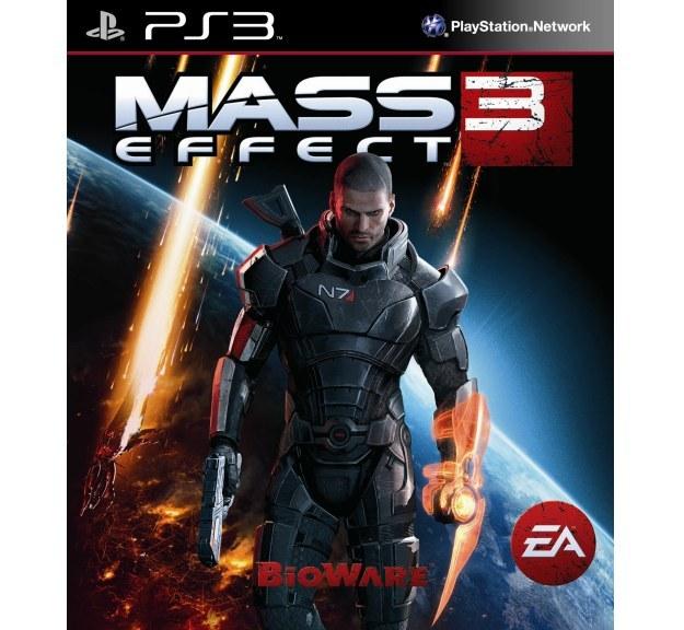 Okładka gry Mass Effect 3 /Informacja prasowa