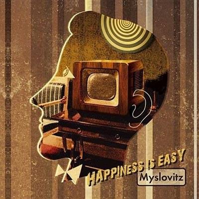 "Okładka ""Hapiness Is Easy"" Myslovitz /"