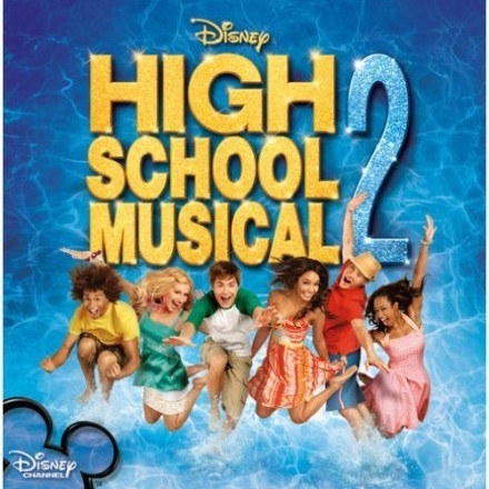 "Okładka ""High School Musical 2"" /"