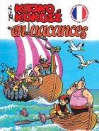 "Okładka komiksu ""Kaïko et Kokoche - En vacances"" /materiały prasowe"