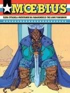 """Okładka komiksu """"Mistrzowie Komiksu. Ślepa cytadela, Przystanek na Faragonescji, The Long Tomorrow"""" /materiały prasowe"""