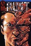"""Okładka komiksu """"Rust"""" /"""