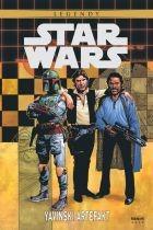 """Okładka komiksu """"Star Wars Legendy - Yaviński artefakt"""" /materiały prasowe"""