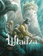 """Okładka komiksu """"Władza - Mistrz sanktuarium, tom 2"""" /materiały prasowe"""