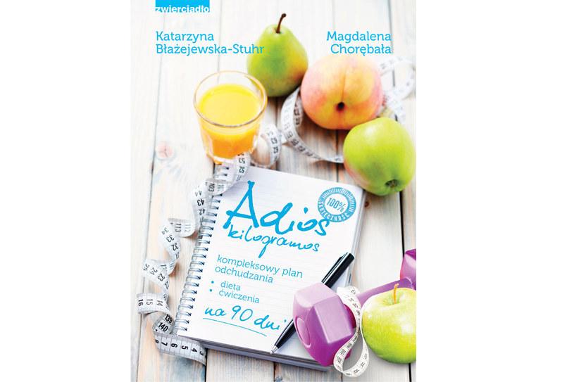 "Okładka książki ""Adios kilogramos"" /123RF/PICSEL"