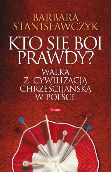 Okładka książki Barbary Stanisławczyk /Materiały prasowe