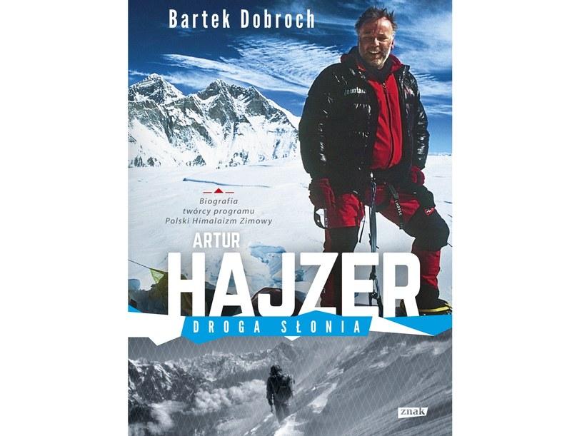 Okładka książki Bartka Dobrocha /Wydawnictwo Znak