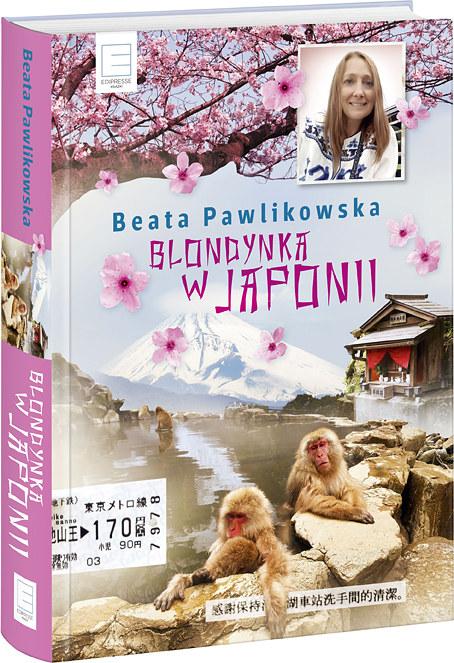 Okładka książki Beaty Pawlikowskiej /materiały prasowe