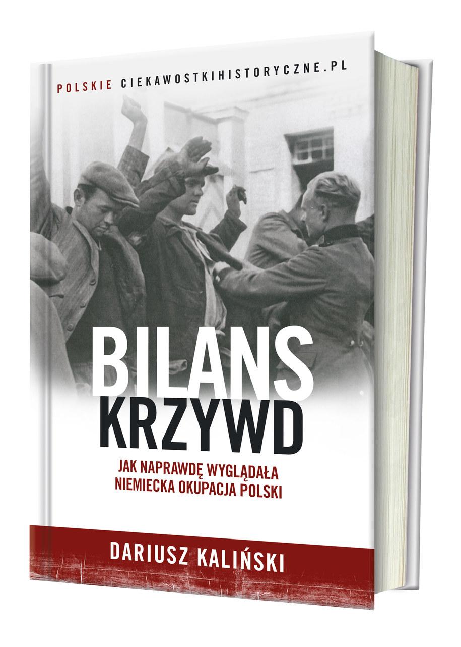 Okładka książki Bilans krzywd /