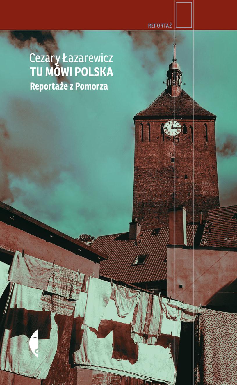 Okładka książki Cezarego Łazarewicza /materiały prasowe