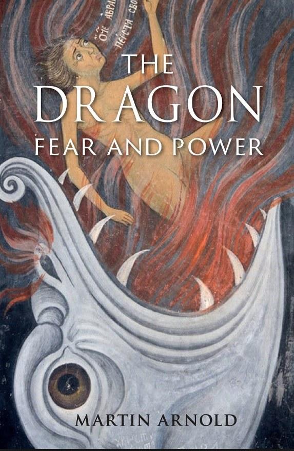 """Okładka książki """"Dragon. Fear and Power"""" /Materiały prasowe"""
