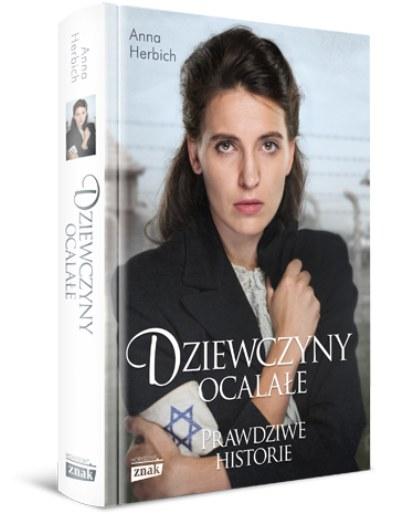 """Okładka książki """"Dziewczyny ocalałe"""" Anny Herbich /materiały prasowe"""