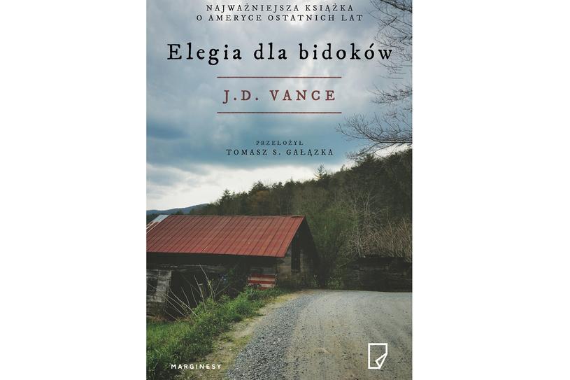 Okładka książki / fot: Wydawnictwo Marginesy /materiały prasowe