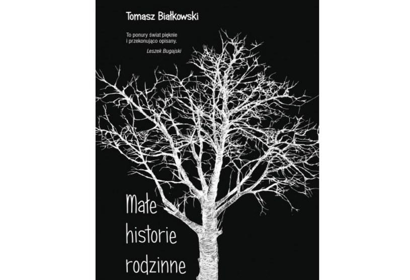 Okładka książki, fot. Wydawnictwo Muza /materiały prasowe