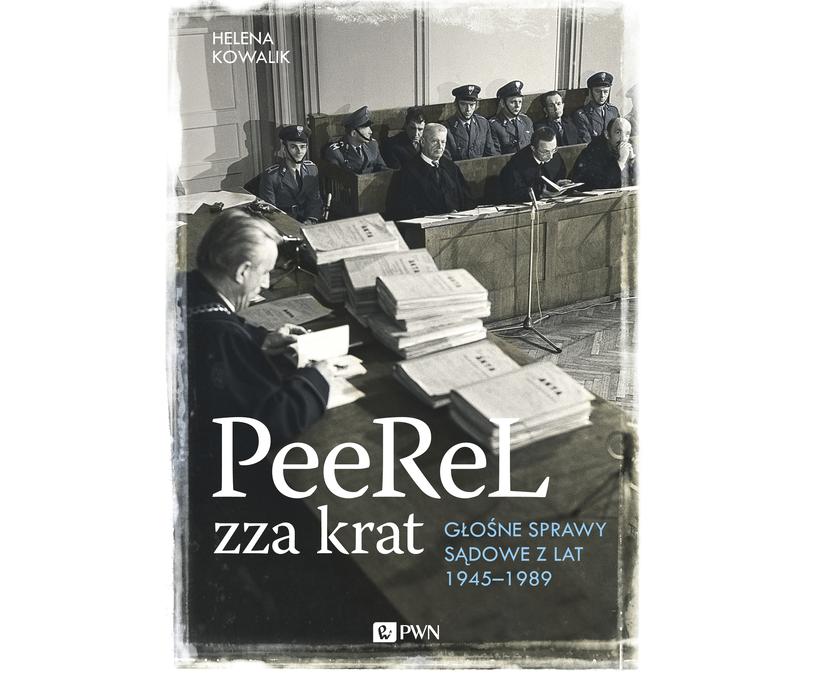 Okładka książki, fot: Wydawnictwo PWN /materiały prasowe