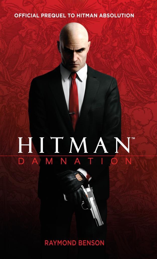 Okładka książki Hitman: Damnation /Informacja prasowa