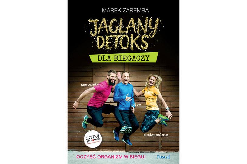 """Okładka książki """"Jaglany detoks"""" /materiały prasowe"""