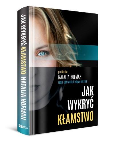 """Okładka książki """"Jak wykryć kłamstwo"""" /materiały prasowe"""