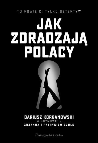 """Okładka książki """"Jak zdradzają Polacy"""" /materiały prasowe"""