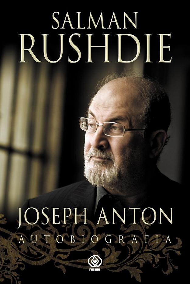 """Okładka książki """"Joseph Anton"""" /INTERIA.PL"""