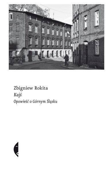 """Okładka książki """"Kajś"""" Zbigniewa Rokity. /Materiały promocyjne"""