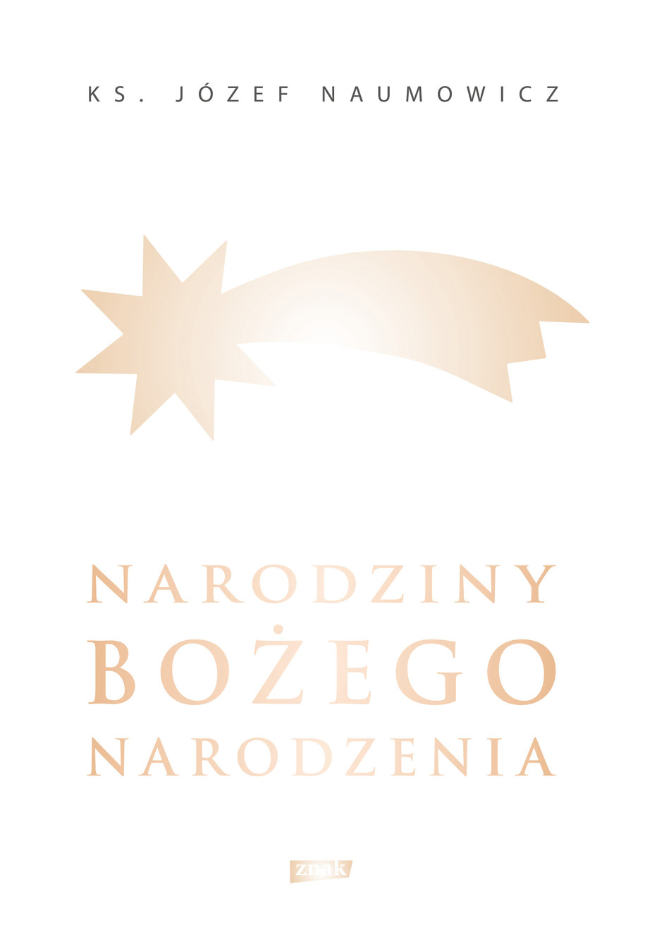Okładka książki ks. Józefa Naumowicza /Materiały prasowe