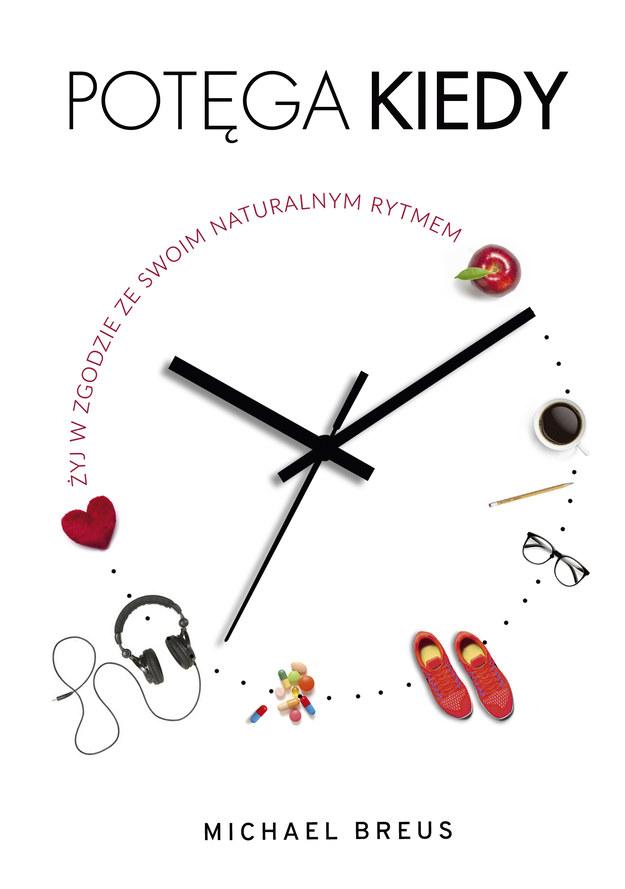 Okładka książki Michaela Breusa /Znak Literanova /Materiały prasowe