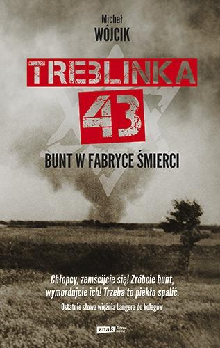 Okładka książki Michała Wójcika /Wydawnictwo Znak /Materiały prasowe