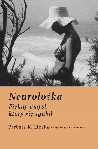 """Okładka książki """"Neurolożka"""" /materiały prasowe"""