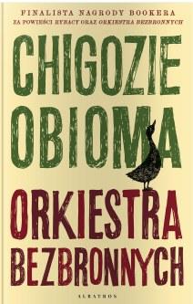 """Okładka książki """"Orkiestra bezbronnych"""" /materiały prasowe"""