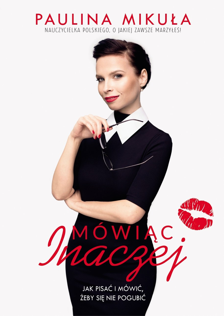 Okładka książki Pauliny Mikuły /_ /RMF FM
