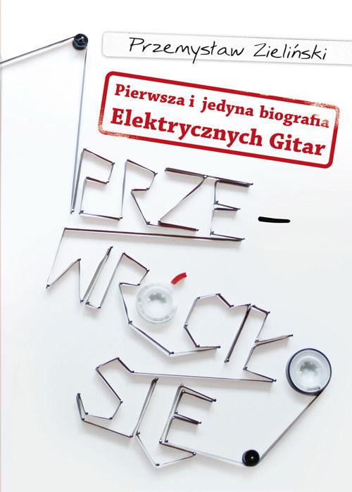 """Okładka książki """"Przewróciło się"""" Przemysława Zielińskiego /materiały promocyjne"""
