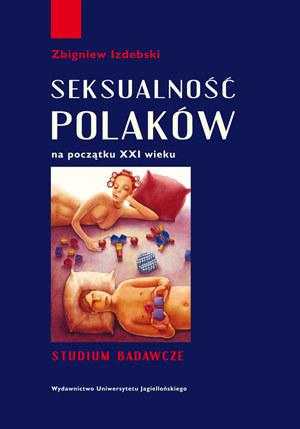 """Okładka książki """"Seksualność Polaków"""" autorstwa prof. Zbigniewa Izdebskiego /INTERIA.PL"""