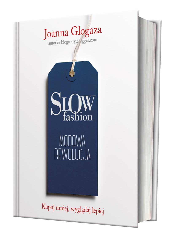 """Okładka książki """"Slow Fashion. Modowa rewolucja"""" /materiały prasowe"""
