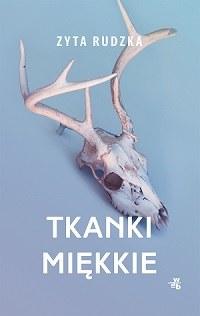 """Okładka książki """"Tkanki miękkie"""" /materiały prasowe"""