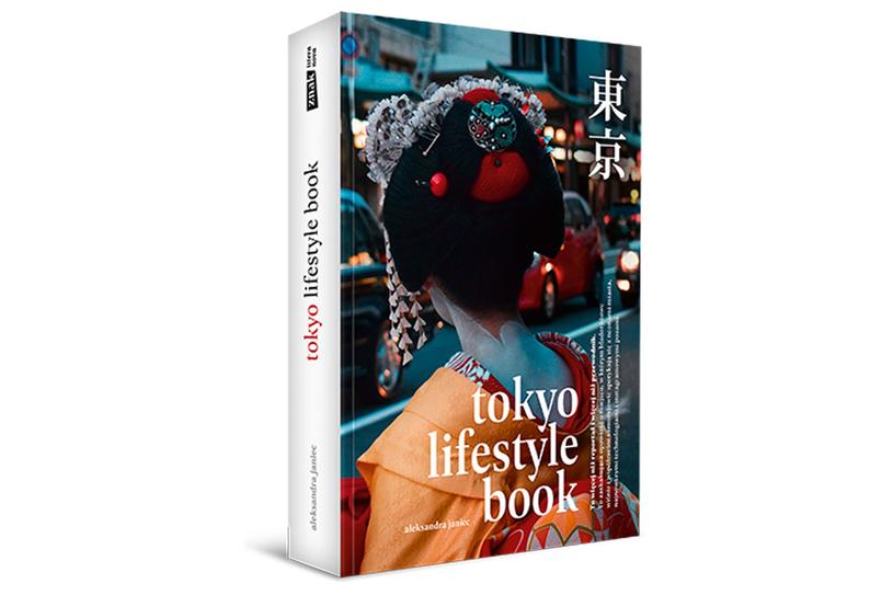 """Okładka książki """"Tokyo Lifestyle Book"""" /materiały prasowe"""