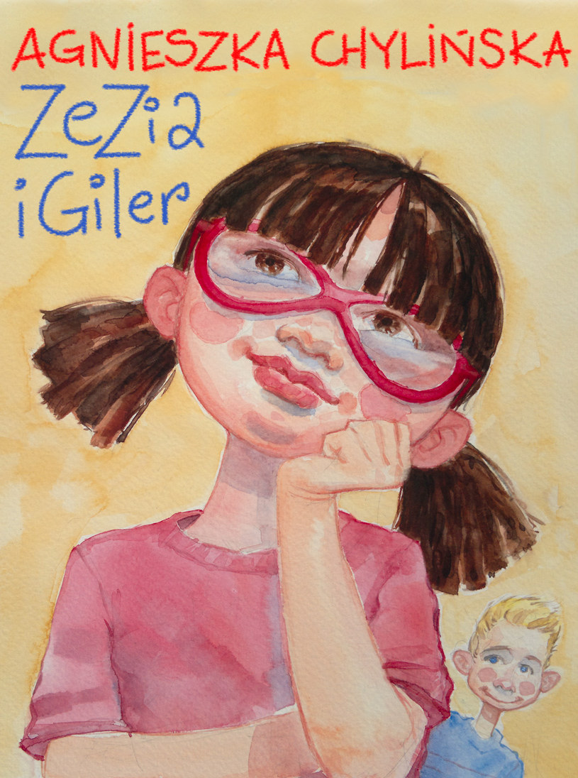 Okładka książki Zezia i Giler /INTERIA.PL