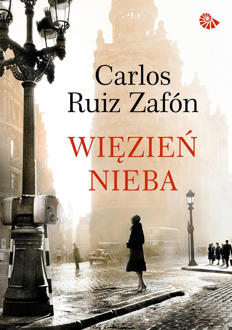Okładka książki /Wydawnictwo Muza