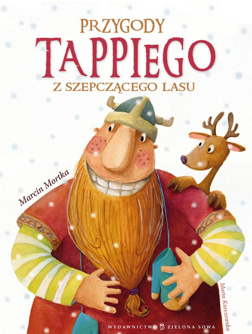 Okładka książki /Wydawnictwo Zielona Sowa
