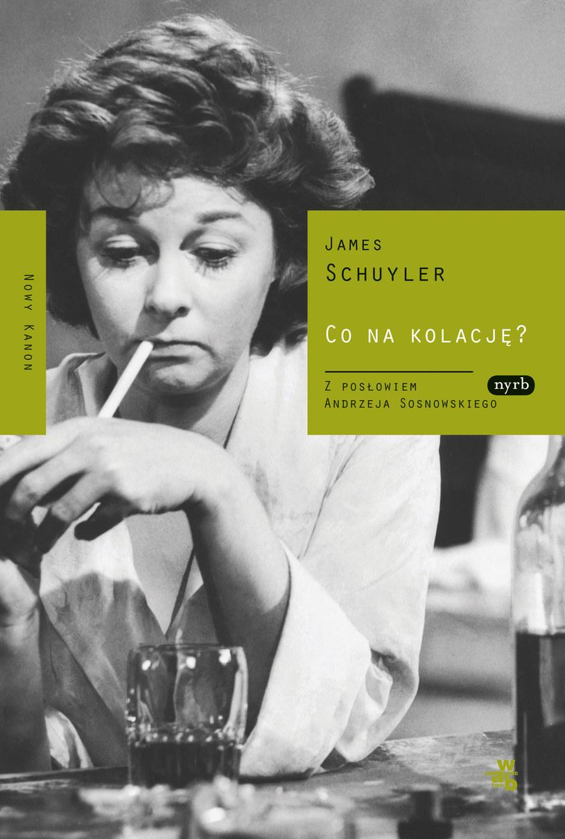 Okładka książki /Wydawnictwo WAB