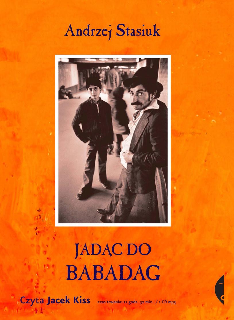 Okładka książki /Wydawnictwo Czarne