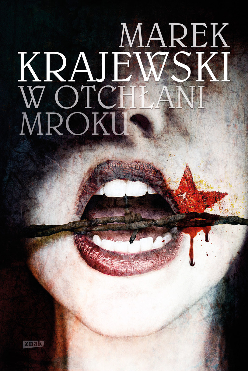 Okładka książki /Wydawnictwo Znak