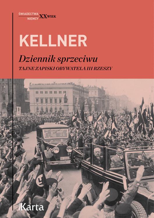 Okładka książki /materiały prasowe /