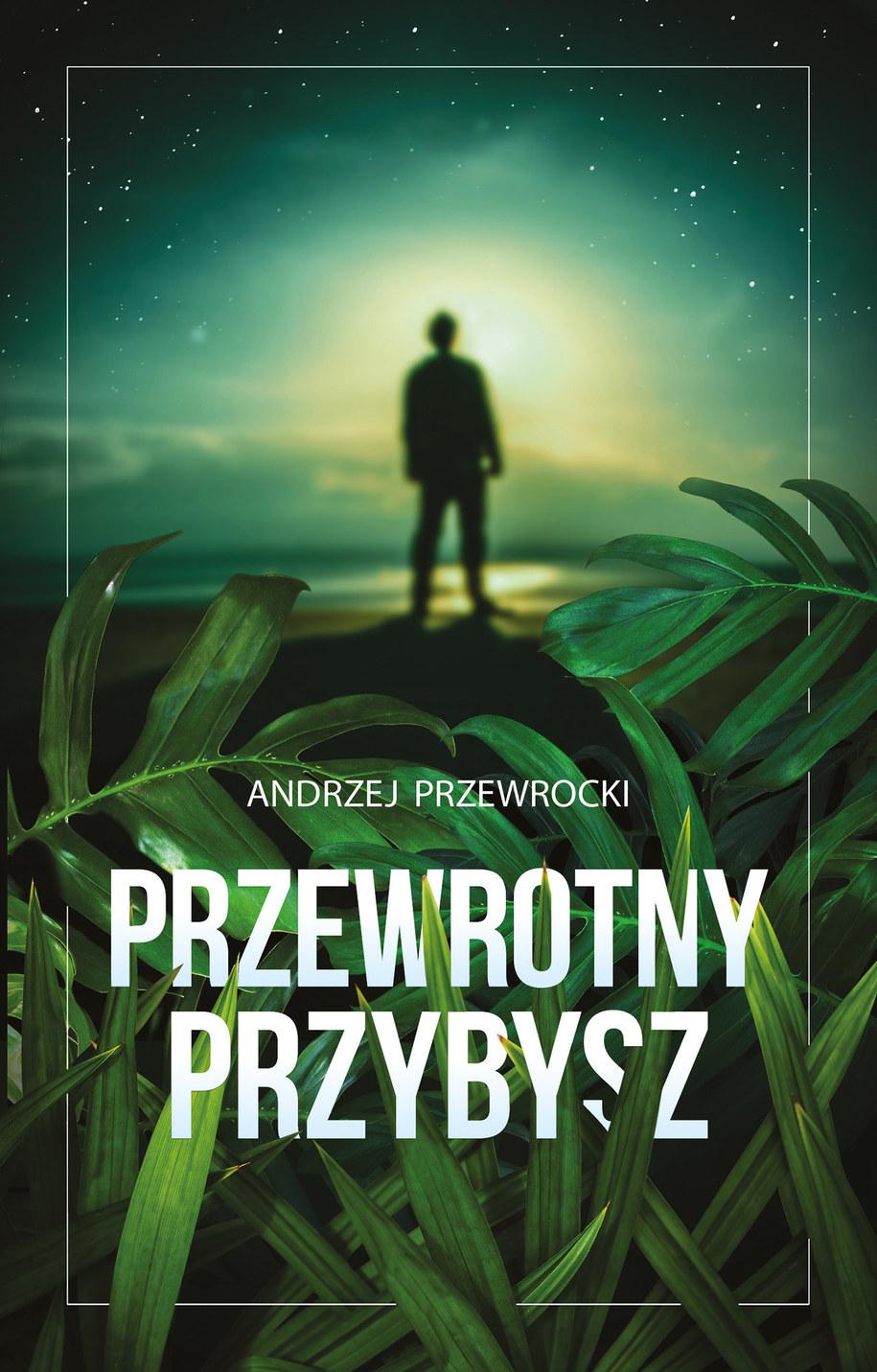 Okładka książki /Wydawnictwo Muza /Materiały prasowe