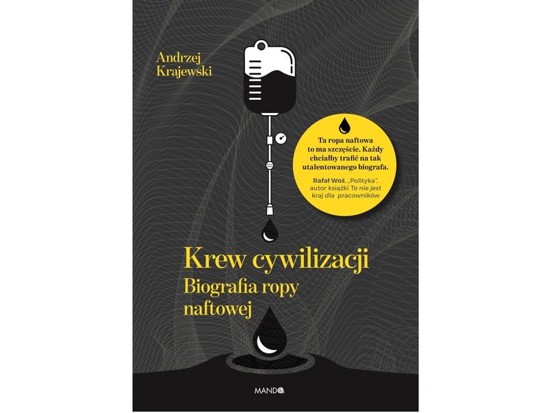 Okładka książki /Wydawnictwo WAM
