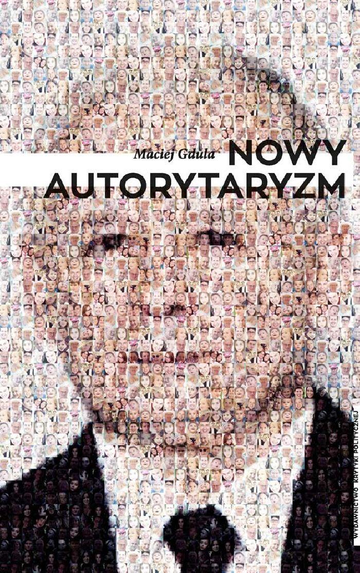 Okładka książki /Krytyka Polityczna /materiały promocyjne