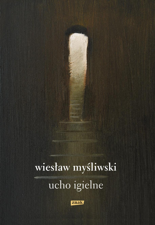Okładka książki /Wydawnictwo Znak /Materiały prasowe